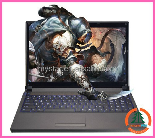 15.6-inch quad core I7 laptop computer for 1TB hdd 8GB RAM 2.5Ghz cpu