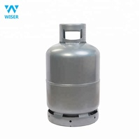 2018 Yemen 12.5kg 26.5L empty cylinder for kitchen with factory price