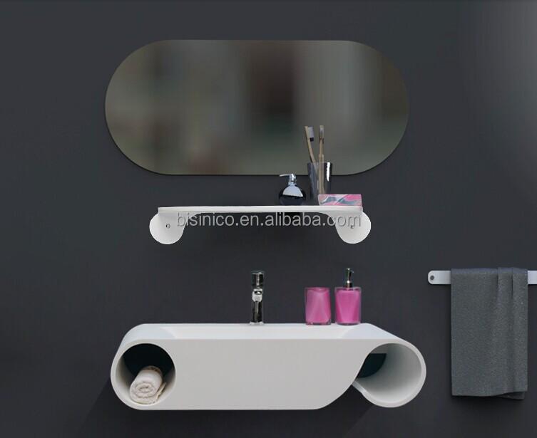 Mobili Bagno Freestanding : Moderna vasca da bagno free standing mobili da bagno in pietra