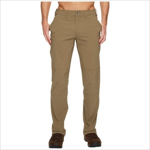 Custom New Arrival Khaki Men Pants 100% Cotton Twill Slim Straight Chinos Pants