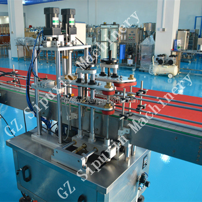 Hot Sale Tablet bottles automatic crown capper / cap screwing machine/ capping machine for sale