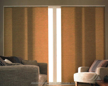 Hot Selling Fashion Vertical Panel Track Blinds Curtains Buy