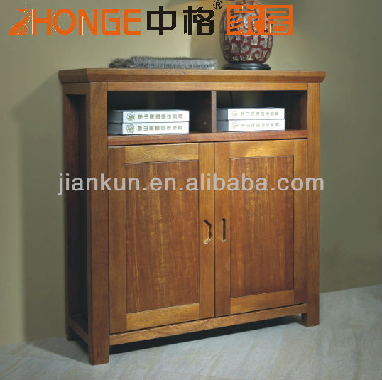 8Q001 Antique wooden furniture Shoes cabinet, reproduction furniture