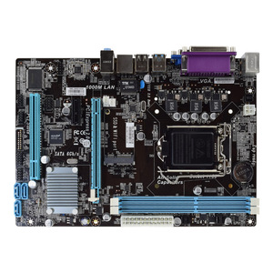 Original Desktop Intel H81 LGA 1150 support i3 i5 i7 PCI-E Slot mainboard