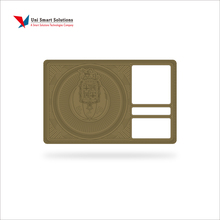 Factory Direct Top Quality PVC Blank Debit Card