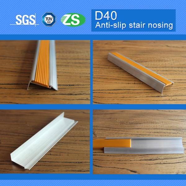 Vinyl/carborundum/curved Stair Nosing Of Hengsheng   Buy Vinyl Stair Nosing,Carborundum  Stair Nosing,Curved Stair Nosing Product On Alibaba.com