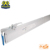 2400mm - 2700mm white zinc plated F Clip Cargo Bar Load Lock