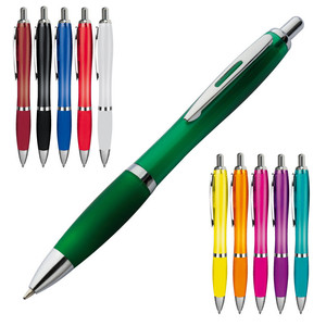 Free samples Advertising Customized logo Promotional plastic Ball Pen