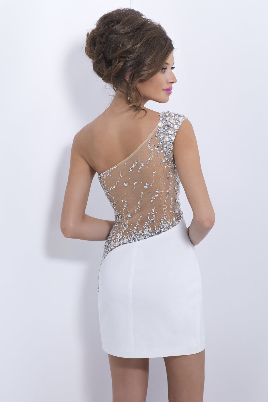eda8a6c51c71 Tight White Graduation Dresses - raveitsafe