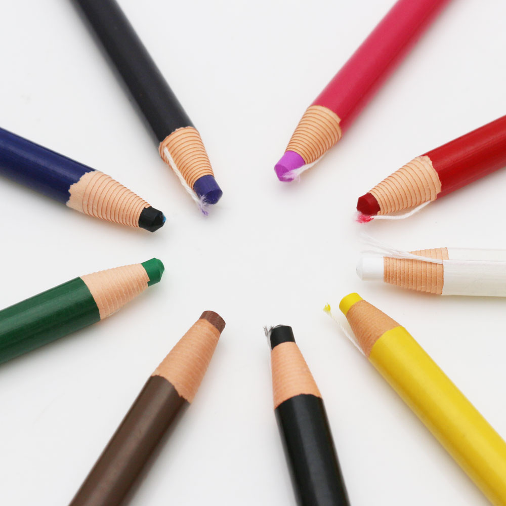 4 Color Marker For Metal Glass Fabric China graph Peel Off Grease Wax Pencil HK