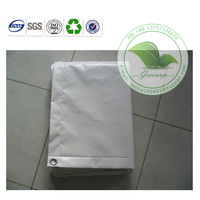 UV Protection Vinyl Polyester Tarp For Swimming Pool Cover