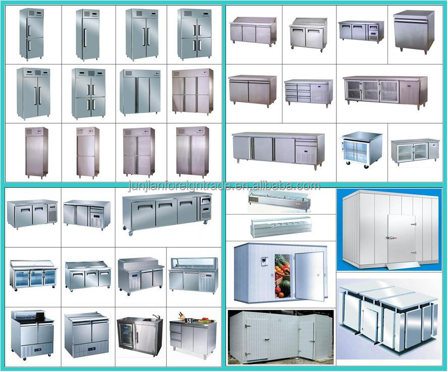 Refrigeration Equipment China Manufacturer Air-cooled Stainless ...