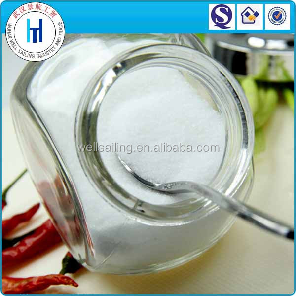 food grade salt/edible salt/iodized salt