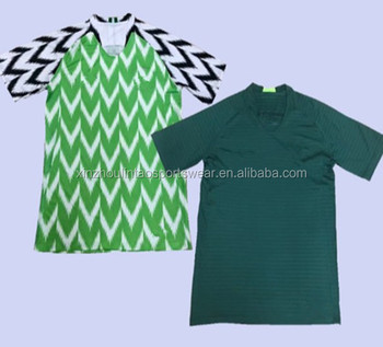 3b21c189b Free shipping to Nigeria good quality soccer shirt 2018 world cup National  team football jersey