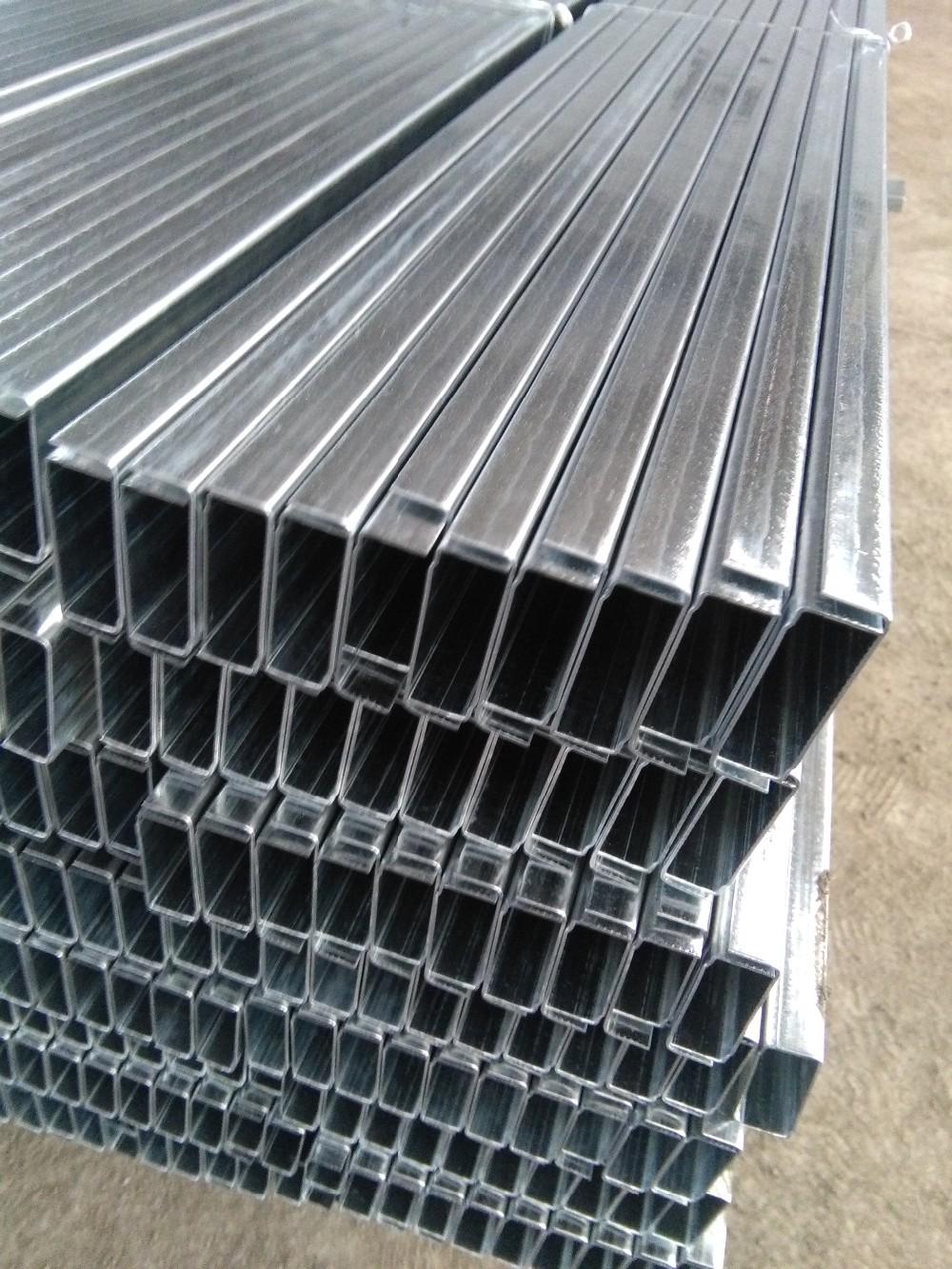 Nahen Osten Markt Stahl Bolzen Und Track Stahlrahmen Profile ...