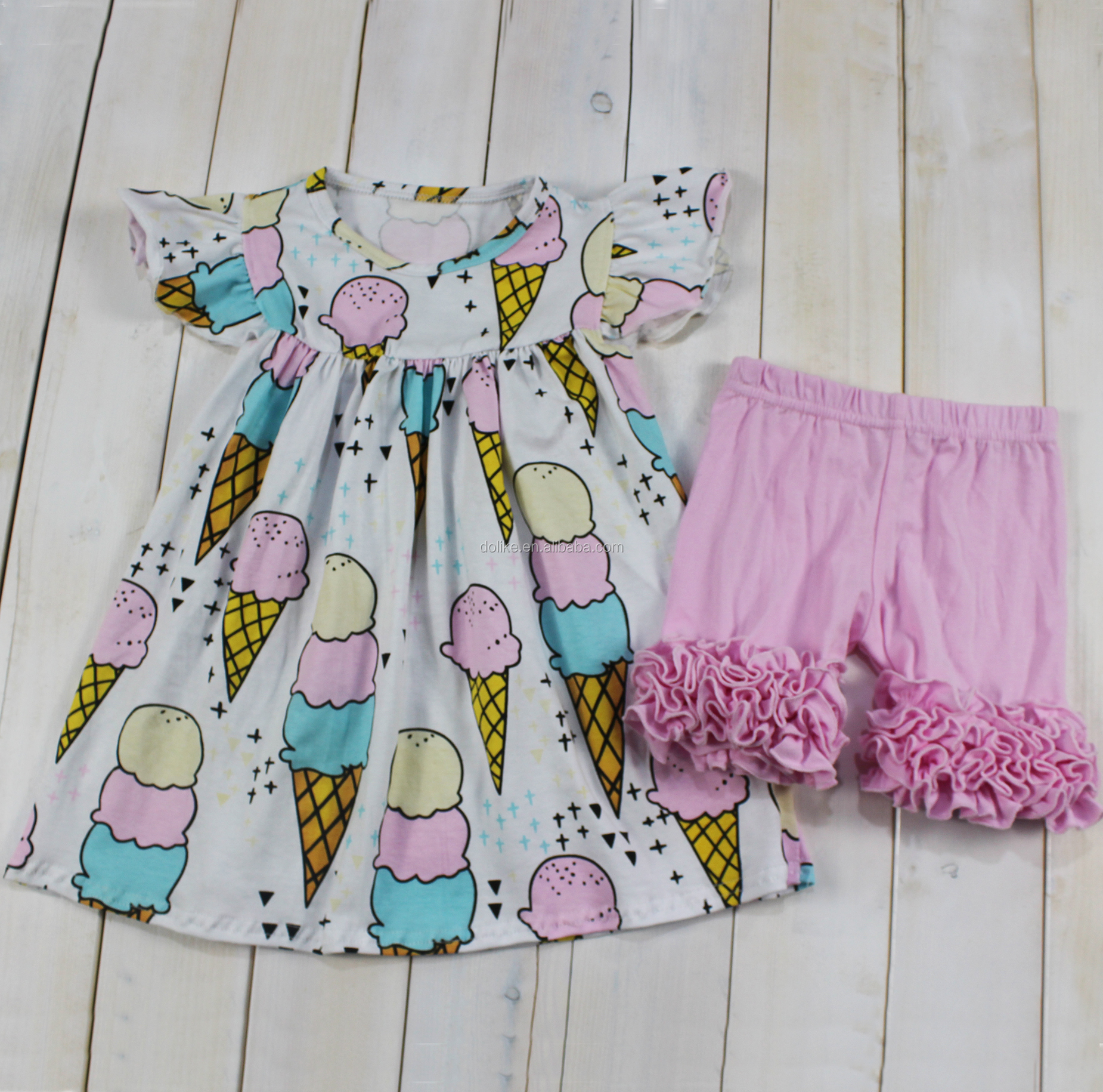 Super Cute Alice In Wonderland Baby Clothes Children Boutique Outfit