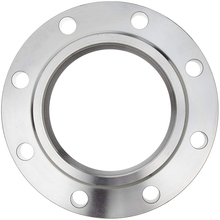 Plain collar Loose flange and ring for welding slip-on flange and DIN 2652 2653 2655 2656