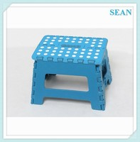 Brand new plastic kids step stool with non-slip mat ningbo sean
