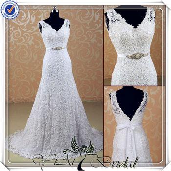 Jj3536 Beaded Mermaid Lace Designer Wedding Dresses Import Wedding ...