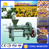 high oil exraction rate low residue cottonseed spiral oil press machinary
