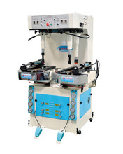 Hydraulic Leather Shoe Making Sole-attaching Machine Manufacturers