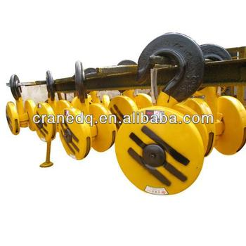 10 ton electric rotating forged crane hook with latch for Motorized rotating crane hook