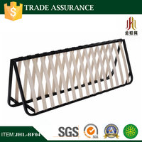 Foldable Loft iron bed frame in queen size