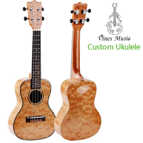 New design item OEM ukulele wholesale/ Custom ukulele