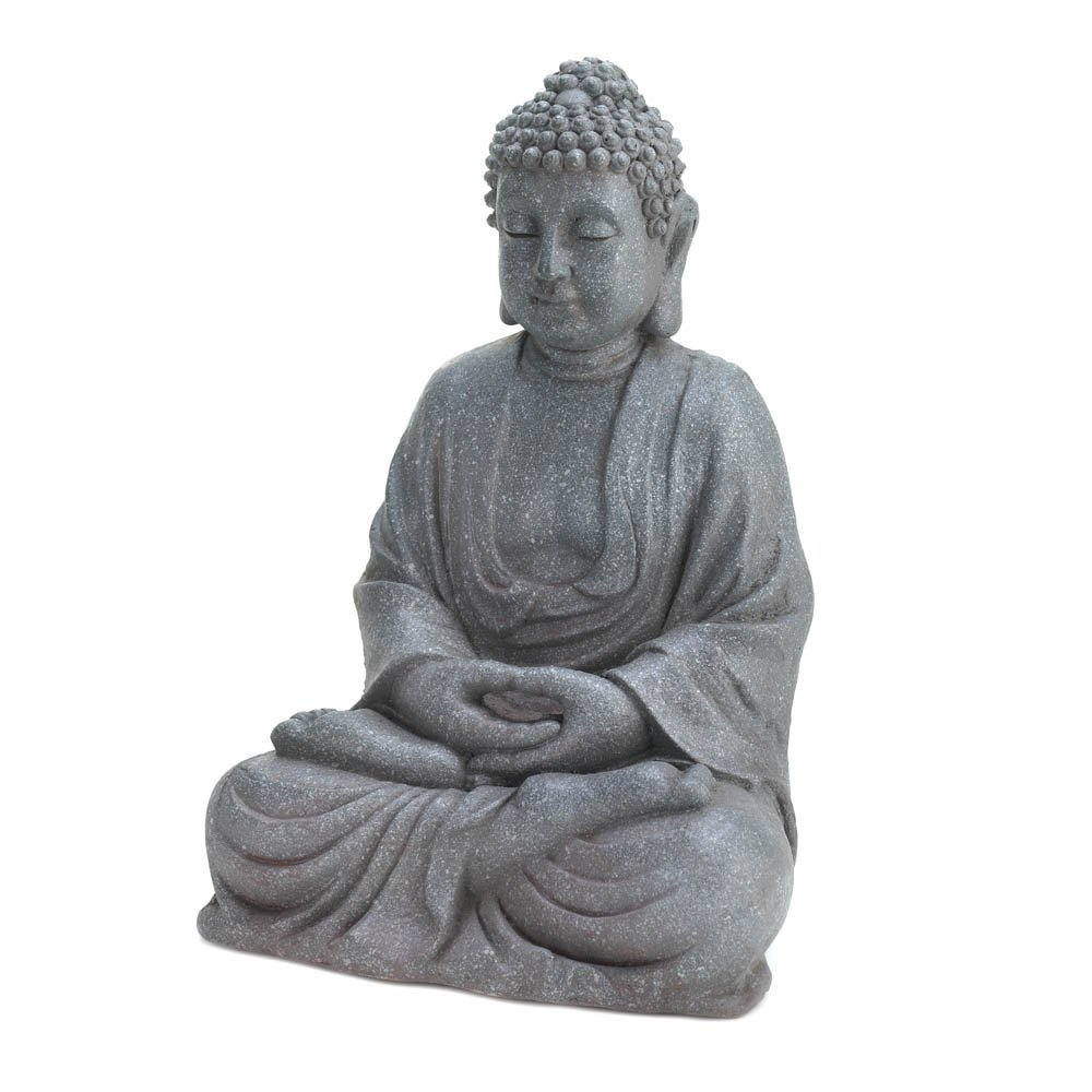Asian Buddha Statue, Maitreya Buddha Statue Decoration, Meditating Buddha Statue