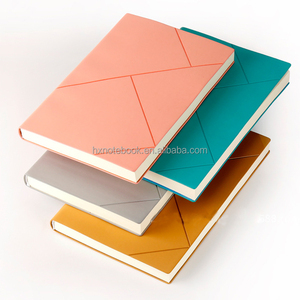 wholes new design PU material cover sofe office or school custom notebook cheap organizer planner agenda weekly planner