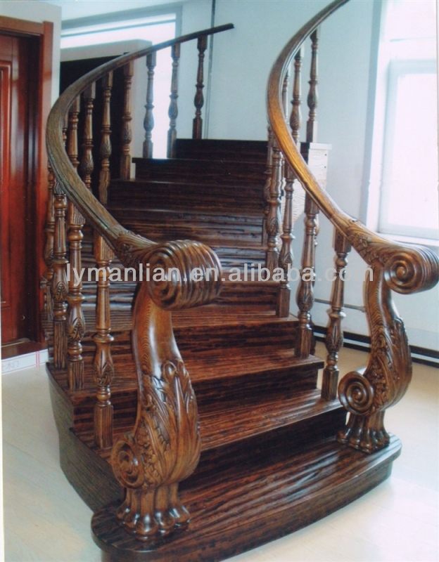 Antique Staircase Newel Post Designs