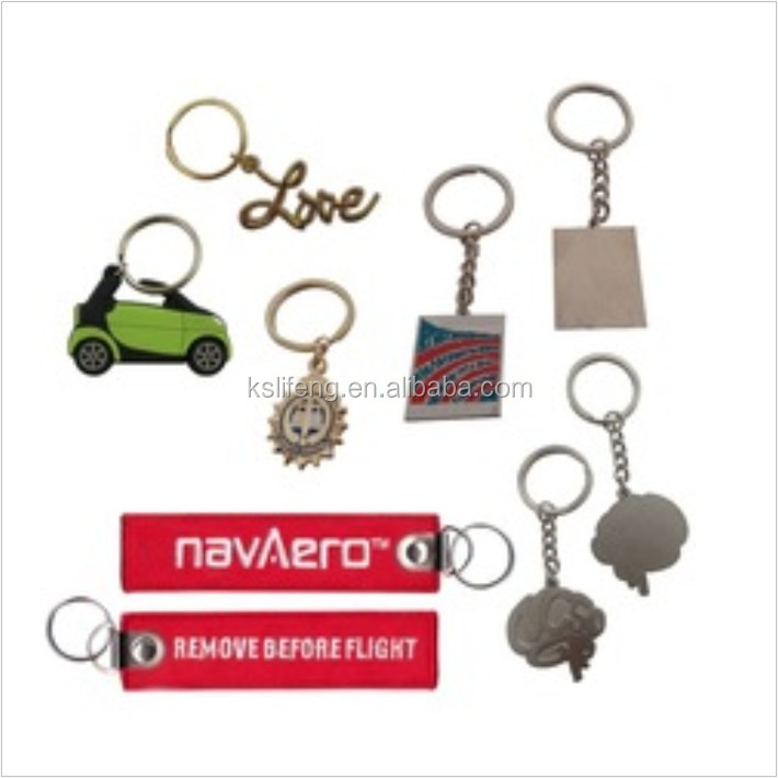 Metal silver alphabet letters keychain designer house <strong>keys</strong>