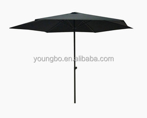 Factory directly provide crank system parasols and umbrellas