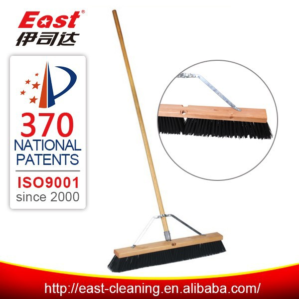 wooden brush outdoor brooms, cleaning dust brush