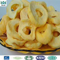 100% Natural High Quality Dried Apple Rings AD Dehydrated Apple Flakes/Rings/Dices