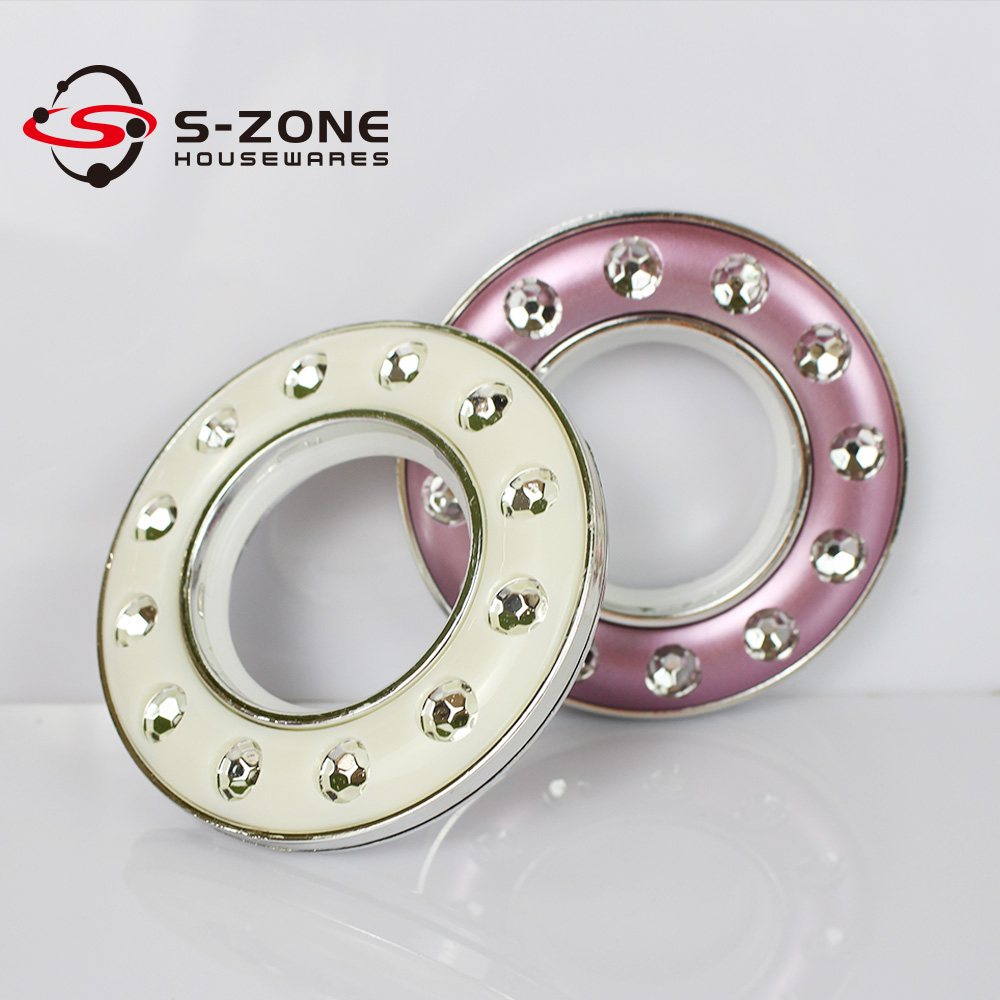 Standard Size Curtain Grommet Eyelet For Home Window
