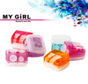 Competitive Hot Product Plastic Cosmetic Pencil Sharpener