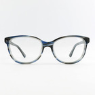 DSF2092 High quality classic design computer handmade acetate optical eyewear frame laminate acetate optical frame glasses