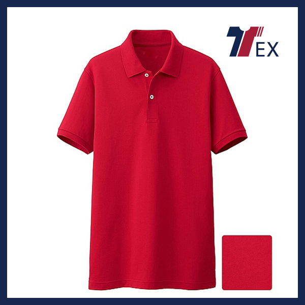 Fancy looking hot sale mens polo by China Gold Suppliers