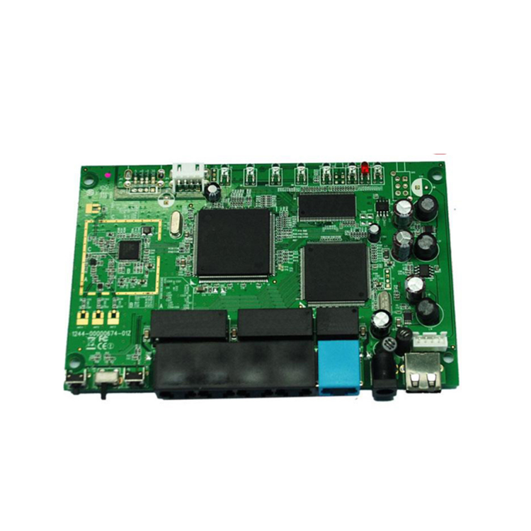 Smart Electronics Remote control unit pcb, keyboard circuit board manufacturer, PCB OEM service