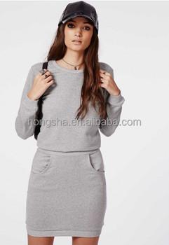 Women Sweater Dress Sport Cloth For Women Casual Dress Hsd-3125 a17ff4c1a091