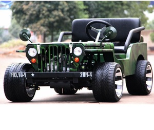125cc new mini jeep willys from China