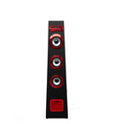 Subwoofer AUX Line Remote Function Power radio FM soundbox NFC vertical sound bar wireless player Bluetooth tower speakers