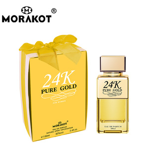 low MOQ yellow bowknot fragrance brand 100% sexy women perfume