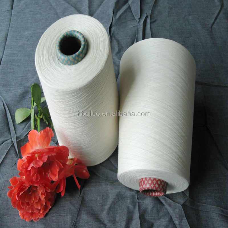 100% giza y carded/combed cotton Yarn Ne32/1 for Weaving and Knitting