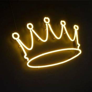 Neon Crown Signs Led Buy Neon Crown Signs Crown Neon