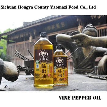 Yaomazi Vine Pepper oil for Seasonings