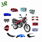 RX115 Motorcycle Spare Parts Body Plastic Fairing Front Fenders And Side Covers / Repuestos Para Motocicleta