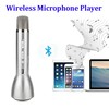 Universal Wireless Karaoke Microphone Bluetooth with Speaker