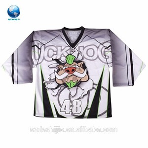 youth european reversible custom made ice hockey jerseys